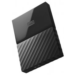 Western Digital My Passport 4TB (WDBYFT0040BBK-WESN) Black