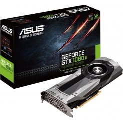 Asus GeForce GTX 1080 TI Founders Edition 11264MB (GTX1080TI-FE)