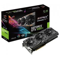Asus ROG GeForce GTX 1080 TI STRIX OC 11264MB (ROG-STRIX-GTX1080TI-O11G-GAMING)