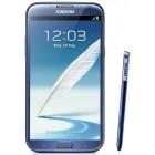 Samsung Galaxy Note II N7100 Topaz Blue