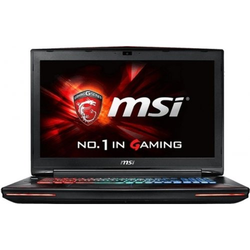 Ноутбук MSI GT72VR-7RE (GT72VR7RE-631UA) Red
