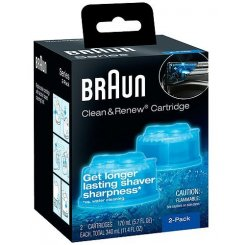 Braun Clean Charge