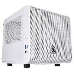 Thermaltake Core V1 Snow Edition без БП (CA-1B8-00S6WN-01) White