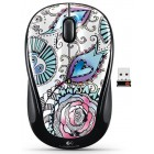 Logitech Wireless Mouse M325 Floral Foray