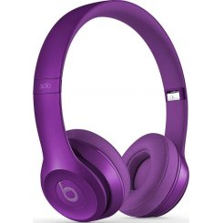 Beats Solo2 On-Ear Headphones Royal Collection MJXV2ZM/A Imperial Violet