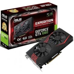 Asus Geforce GTX 1060 Expedition OC 6144MB (EX-GTX1060-O6G)