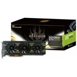 Manli Geforce GTX 1070 Ultimate 8192MB (M-NGTX1070U/5RGHDPPP)