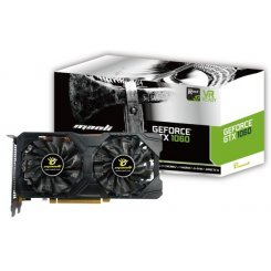 Manli Geforce GTX 1060 Twin Cooler 6144MB (M-NGTX1060/5REHDP)