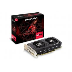 PowerColor Radeon RX 560 Red Dragon OC 4096MB (AXRX 560 4GBD5-DH/OC)