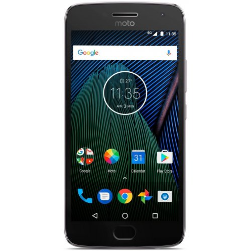 Смартфон Motorola XT1685 Moto G5 Plus Grey