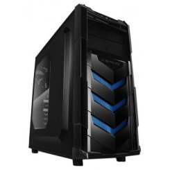 RAIDMAX Vortex V4 без БП (Vortex V4 404) Black/Blue