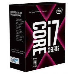 Intel Core i7-7820X 3.6(4.3)GHz 11MB s2066 Box (BX80673I77820X)