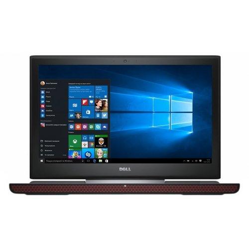 Ноутбук Dell Inspiron 7567 (I7558S2NDL-60B) Black