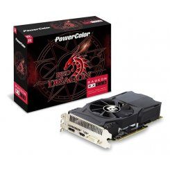 PowerColor Radeon RX 550 Red Dragon OC 2048MB (AXRX 550 2GBD5-DH/OC)