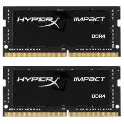 Kingston SODIMM DDR4 32GB (2x16GB) 2666Mhz HyperX Impact (HX426S15IB2K2/32)