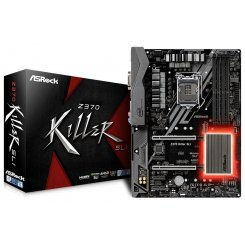AsRock Z370 Killer SLI (s1151, Intel Z370)