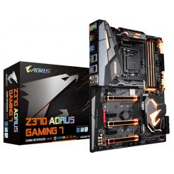Gigabyte Z370 AORUS Gaming 7 (s1151, Intel Z370)