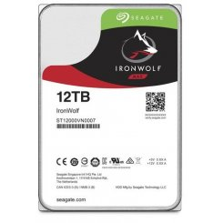 Seagate IronWolf 12TB 256MB 7200RPM 3.5
