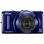 Nikon Coolpix S9300 Blue