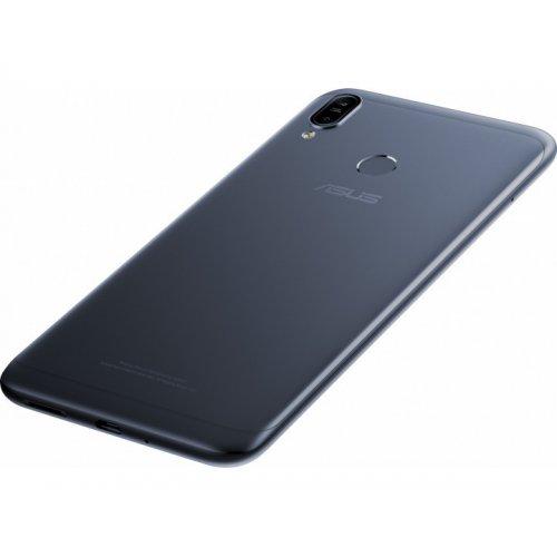 Фото Мобільний телефон Asus ZenFone Max M2 4/32GB (ZB633KL-4A070EU) Black