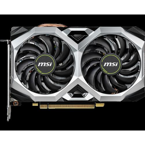 Фото Видеокарта MSI GeForce RTX 2060 VENTUS XS OC 6144MB (RTX 2060 VENTUS XS 6G OC)