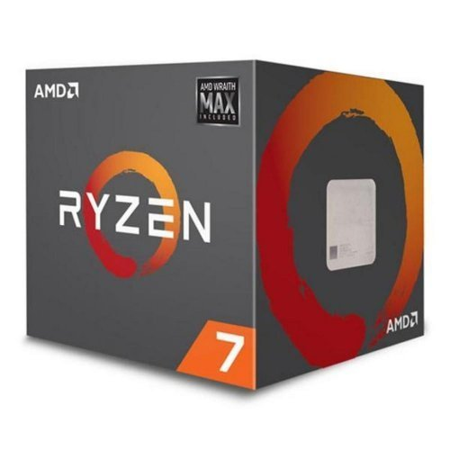 Фото Процессор AMD Ryzen 7 2700 3.2(4.1)GHz 16MB sAM4 Box (YD2700BBAFMAX)