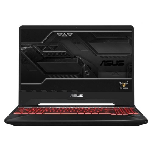 Купить Ноутбуки, Asus TUF Gaming FX505GD-BQ110 (90NR00T3-M01760) Black