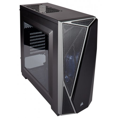 Фото Corsair Carbide SPEC-04 Windowed без БП (CC-9011109-WW) Black/Grey
