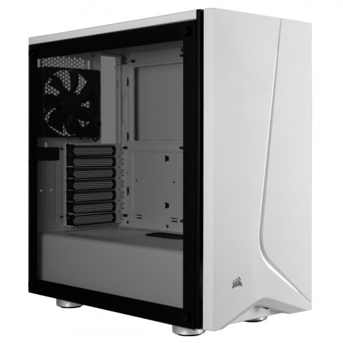 Купить Корпуса, Corsair Carbide SPEC-06 Tempered Glass без БП (CC-9011145-WW) White