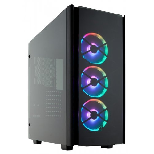 Фото Корпус Corsair Obsidian 500D RGB SE Premium без БП (CC-9011139-WW) Black