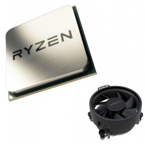 Фото AMD Ryzen 3 2200G 3.5(3.7)GHz sAM4 Tray (YD2200C5FBMPK)