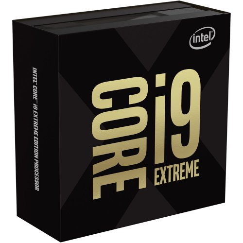 Фото Процессор Intel Core i9-9980XE 3.0(4.4)GHz 24.55MB s2066 Box (BX80673I99980X)