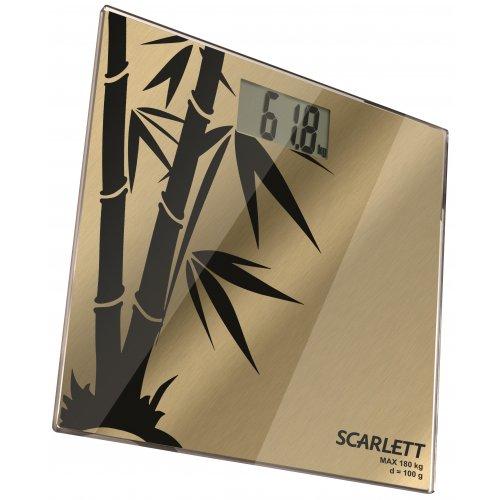Фото Весы напольные Scarlett SC-218 Gold