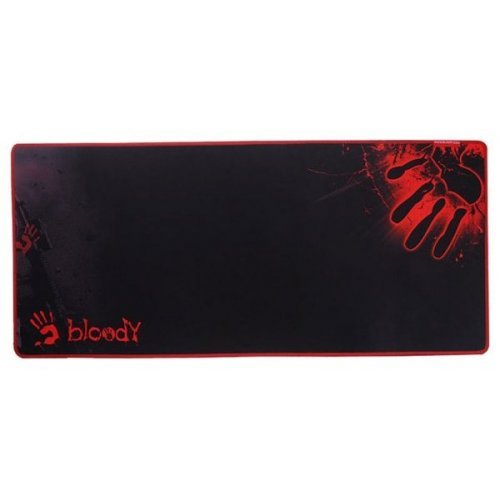 Фото Коврик для мышки A4Tech Bloody B-087S Retail Black/Red