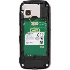 Фото Мобильный телефон Nokia 5230 Navi Black Chrome