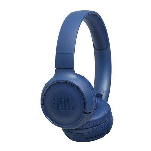 Купить Наушники, JBL T500BT (JBLT500BTBLU) Blue