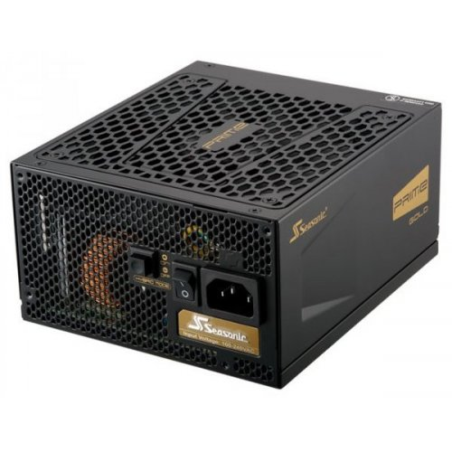 Фото Seasonic PRIME 1000W Gold (SSR-1000GD)