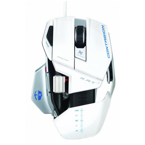 Фото Игровая мышь MadCatz R.A.T. 7 Gaming Mouse - Contagion Edition (MCB437080001/04/1)