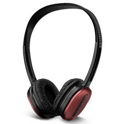 Фото Наушники Rapoo Wireless Headset H1030 Red