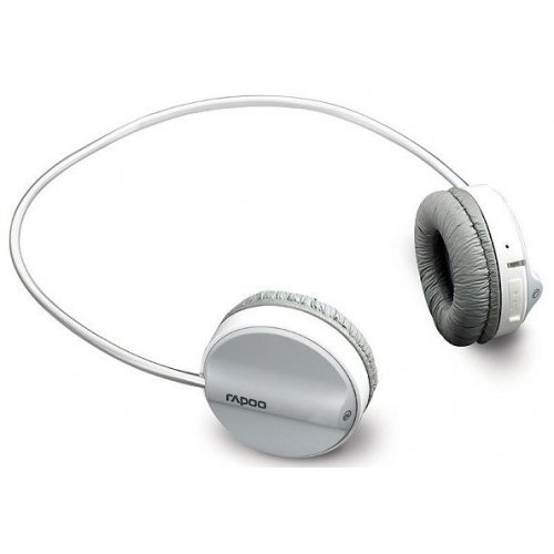 Фото Наушники Rapoo Wireless Headset H3050 Grey