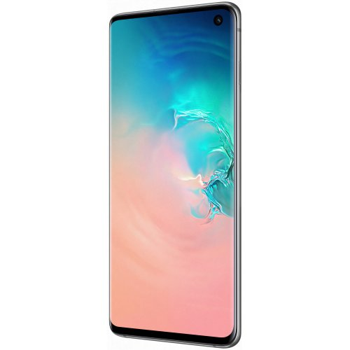 Фото Смартфон Samsung Galaxy S10 G973F 2019 8/128GB (SM-G973FZWDSEK) White