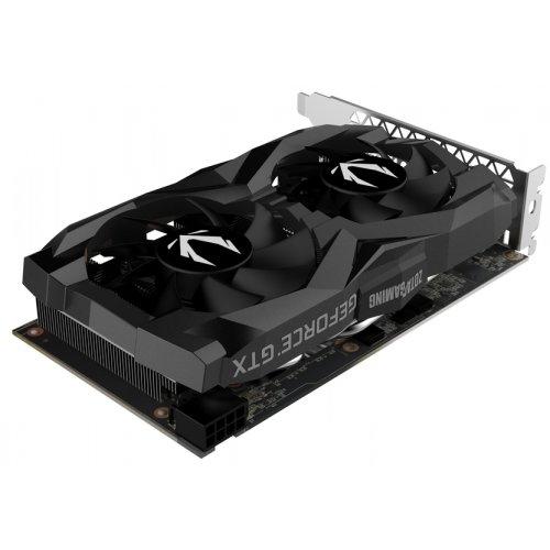 Фото Видеокарта Zotac GeForce GTX 1660 Ti Twin Fan 6144MB (ZT-T16610F-10L)
