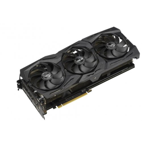 Фото Asus ROG GeForce GTX 1660 Ti STRIX Advanced edition 6144MB (ROG-STRIX-GTX1660TI-A6G-GAMING)