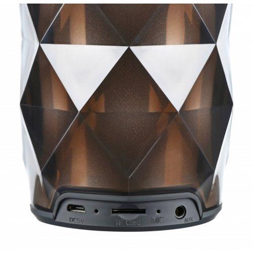 Фото Портативная акустика 2E BS-05 Color Sound Wireless LED (2E-BS-05L) Black