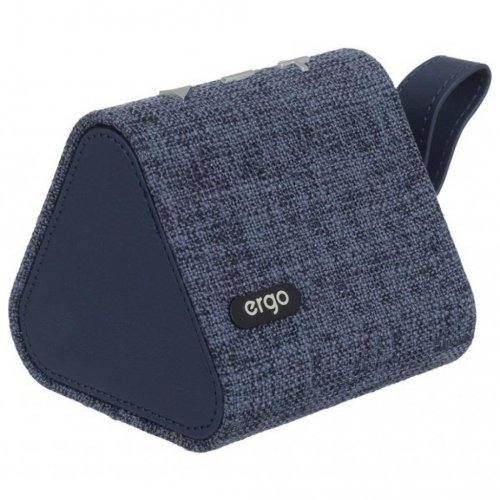 Купить Портативная акустика, Ergo BTH-740 Blue
