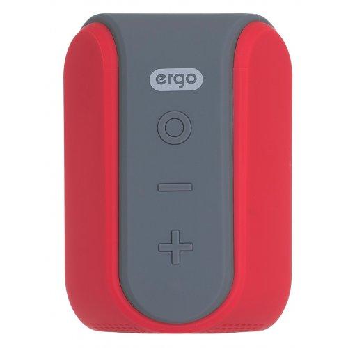 Купить Портативная акустика, Ergo BTS-520 Red