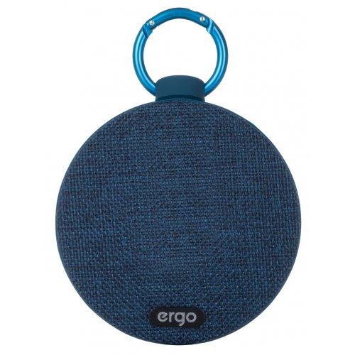 Купить Портативная акустика, Ergo BTS-710 Blue