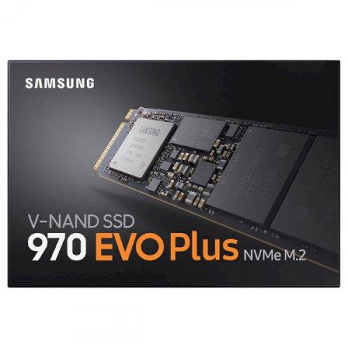 Фото Samsung 970 EVO Plus V-NAND MLC 500GB M.2 (2280 PCI-E) (MZ-V7S500BW)