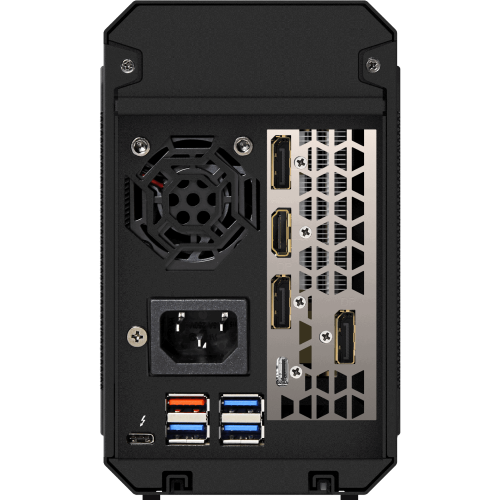 Фото Гейм бокс Gigabyte GeForce RTX 2070 AORUS GAMING BOX 8192MB (GV-N2070IXEB-8GC) Thunderbolt 3