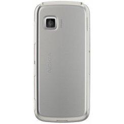 Фото Мобильный телефон Nokia 5230 Navi White Silver